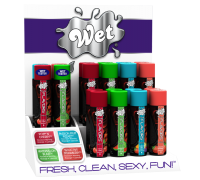 Дисплей Wet Fun Flavors Countertop16шт+ тестеры 45804wet