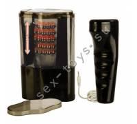 Автомастурбатор MAXIMUS черный SE-0857-03-3