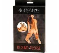 Комплект для бондажа BOUND TO PLEASE 95141-BX