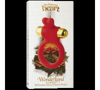 Коллекционное виброкольцо WonderLand C-Ring Heavenly Heart 0995-36BXDJ