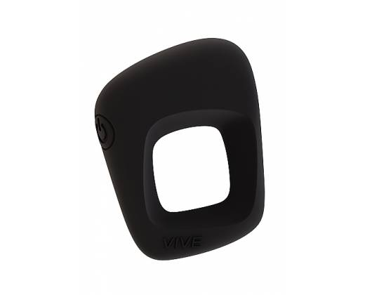 Вибрирующее кольцо Senca - Black SH-VIVE001BLK