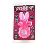 Виброкольцо Buzz Bunny Pink 7555-01CDDJ