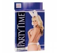 "Комплект ""Игривая зайка"" бело-розовая гамма Party Time Bunny Ears W/G-Pink 2744-20BXSE"