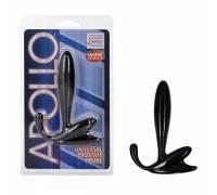 Стимулятор простаты черный APOLLO UNVRSL 0409-10CDSE