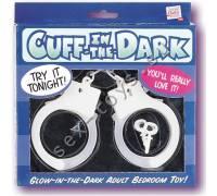 Светящиеся в темноте наручники 2653-00 BX SE