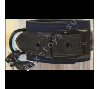 Наручники BLACK BLUE HOG TIE 8125-17BXDJ
