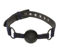 Кляп BLACK&BLUE BALL GAG 8125-05BXDJ