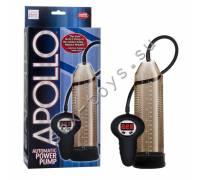 Автоматическая мужская помпа APOLLO AUTOMATIC POWER PUMP 1036-10BXSE