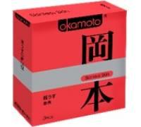 Презервативы OKAMOTO Skinless Skin Super thin № 3 89719Ok