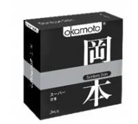 Презервативы OKAMOTO Skinless Skin Super № 3 39143Ok