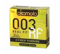 Презервативы OKAMOTO Real Fit No3
