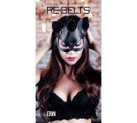 Маска черная Erin Black 7728rebelts