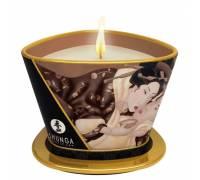 Массажная свеча Intoxicatin Chocolate с ароматом шоколада - 170 мл.