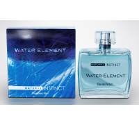 Мужская парфюмерная вода с феромонами Natural Instinct Water Element - 100 мл.