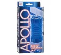 Мастурбатор APOLLO GRIP BLUE 0957-20BXSE
