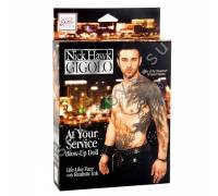 Секс кукла Nick Hawk GIGOLO At Your Service 2959-00BXSE