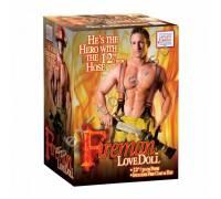 Кукла надувная Fireman Love Doll 1951-10BXSE