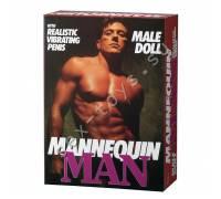 Кукла Mannequin Man 8341MVI-INBXSC
