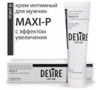 Интимный гель для мужчин Desire Maxi-P 30 мл