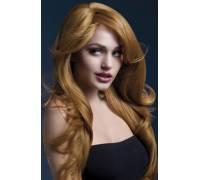 Рыжий парик средней длины Nicole