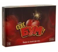Игра с карточками Секс Бум