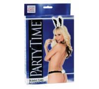 Костюм Party Time Bunny Ears and Cottontail: ушки зайчика и стринги с хвостиком