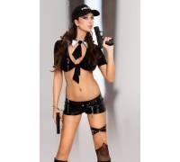 Игровой комплект Policewoman