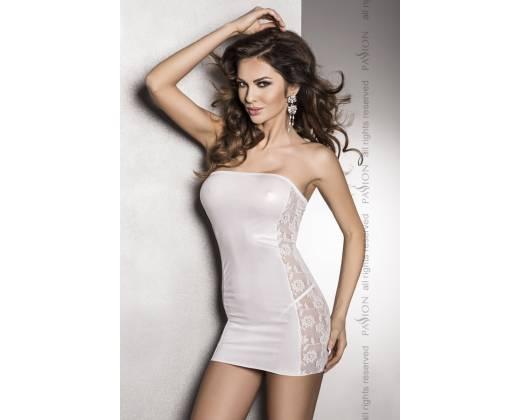 Миниатюрное платье с кружевной вставкой Vena