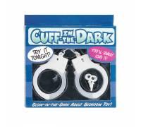 Наручники пластиковые Cuff-In-The-Dark