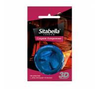 Презерватив Sitabella 3D Секрет Амаретто - 1 шт.