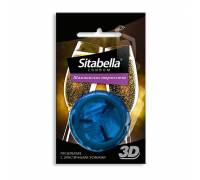 Презерватив Sitabella 3D Шампанское торжество - 1 шт.