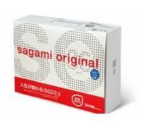 Ультратонкие презервативы Sagami Original - 36 шт.