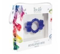 Виброкольцо на пенис Revelation Ring Sapphire 9996TJ