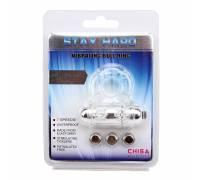 Набор вибростимулирующих колец Stay Hard CN-330377012