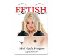 Cтимуляторы FF Mini Nipple Plungers 362200PD