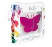 Клиторальный стимулятор Butterfly Massager Hot Pink 9995TJ