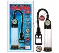 Помпа со встроенным манометром MASTER SE-1040-00-2