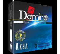 Презервативы Domino Аква №3