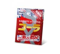 Презервативы Sagami Xtreme Cola 1`S