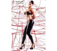 Эффектный комплект Tomiko с веревками для связывания