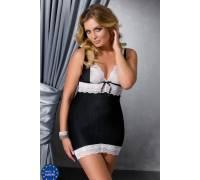 Женственная сорочка Camille с кружевной отделкой