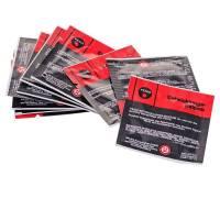 Набор из 10 пробников крема для увеличения пениса Penis Entwicklungs Balsam