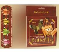 Золотая бабочка для клитора