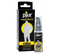 Сыворотка-пролонгатор pjur SUPERHERO Delay Serum - 20 мл.