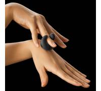 Вибростимулятор-уточка Lov Finger в комплекте с возбуждающим гелем