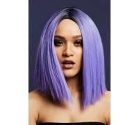 """Фиолетовый парик """"Кайли"""""""