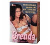 Кукла Brenda Love Doll 8340PIN-INBXSC
