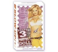 Кукла Блондинка Savanna 5587-06BXDJ
