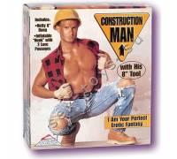 Кукла-мужчина CONSTRUCTION MAN SE-1959-01-3