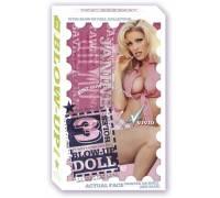 Кукла Блондинка Janine 5587-01BXDJ